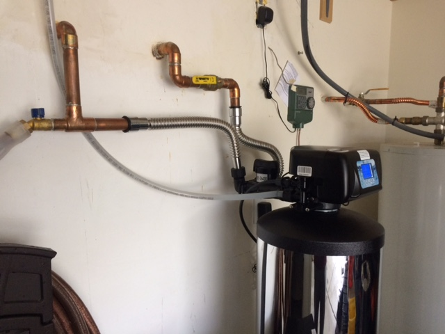 Getting a Plumber to Install a Water Softener in Your Home